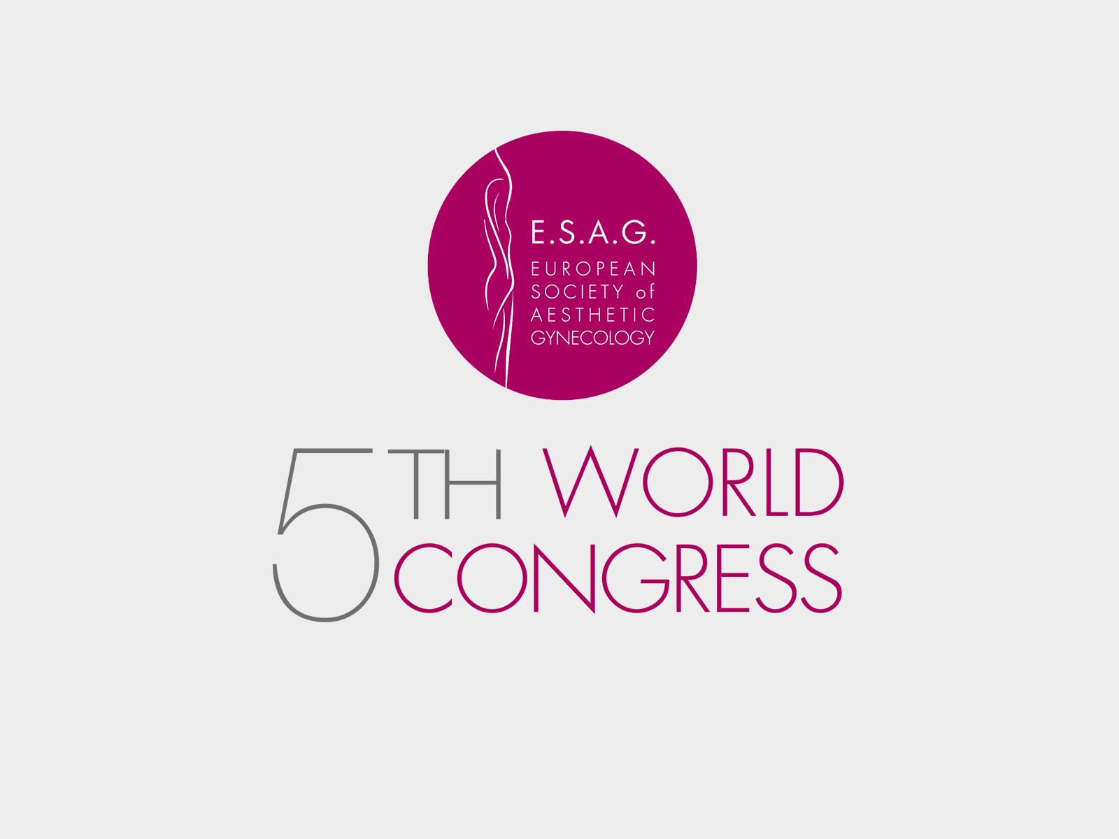 ESAG 5th WC logo